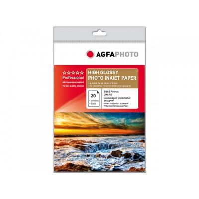 AGFAPHOTO FOTOPAPIER A4 260GR 20 VEL (AP26020A4)