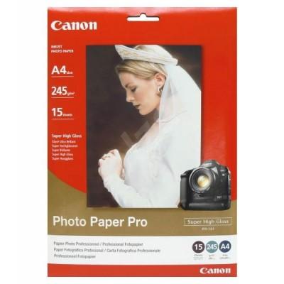 CANON FOTOPAPIER A4 245GR 15 VEL (PR-101)
