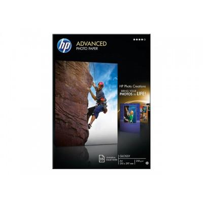 HP FOTOPAPIER A4 250GR 25 VEL (Q5456A)