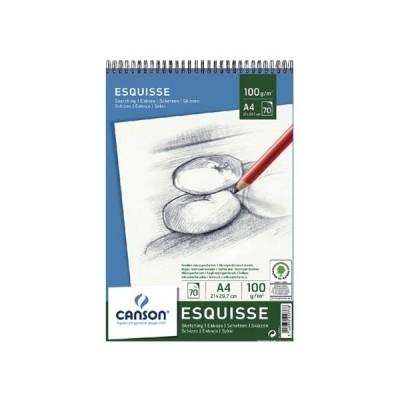 CANSON ESQUISSE A4