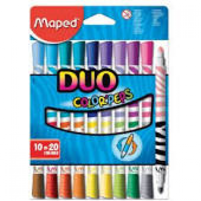 MAPED COLORPEPS DUO 10ST